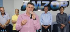 Ezequiel Pasquetti é o novo presidente da Amzop