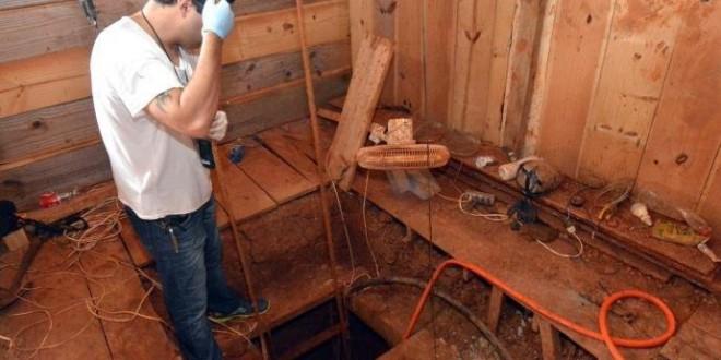Polícia prende suspeito de coordenar escavação de túnel no Presídio Central