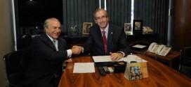 Jornal divulga gravação em que Temer aprova compra de silêncio de Cunha