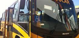 Criança de 3 anos é deixada dentro de ônibus escolar em Rodeio Bonito