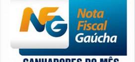 NFG sorteia prêmios municipais