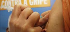 Campanha de vacinação contra a gripe começa na segunda-feira