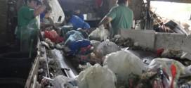 Funcionários passam mal ao selecionarem lixo em Seberi
