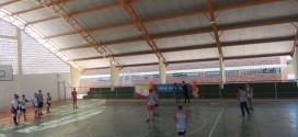 Escola Afonso Balestrin realiza jogos escolares