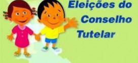Homologadas inscrições para eleições para o Conselho Tutelar