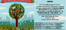 Escola Afonso Balestrin apresenta espetáculo musical!