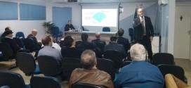 Secretário dos Transportes participa de reunião da Amzop