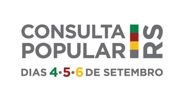 Consulta Popular: votação inicia na quarta-feira, 4