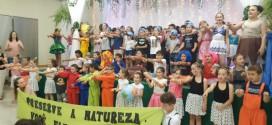 Escola Afonso Balestrin realiza Publicização de Projetos