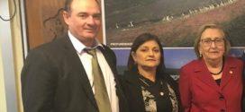 Zilá Breitenbach envia R$ 50 mil através de emenda parlamentar