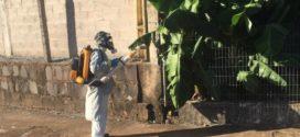 Secretaria de Saúde realiza ações de combate à dengue