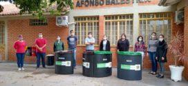 Educação comemora parceria no desenvolvimento de ações de coleta seletiva