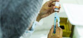 Secretaria de Saúde realiza nesta quinta-feira (25) vacinação para idosos acima de 68 anos