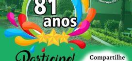 Escola José Zanatta lança Campanha em homenagem aos 81 anos de historia