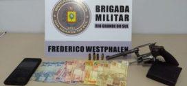 Autor de Latrocínio no MT é morto após confronto com a Brigada Militar em FW