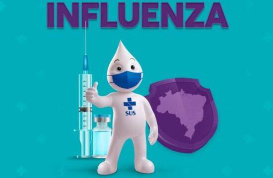 Taquaruçu do Sul: inicia vacinação contra a gripe