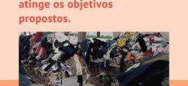 Campanha do Agasalho beneficia 60 famílias em Taquaruçu do Sul