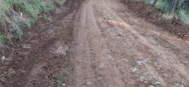 Secretaria de Obras realiza melhorias em estradas e bueiros no interior do município