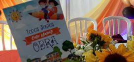 Ciranda Literária: um show de cores, saberes, sabores e aventuras