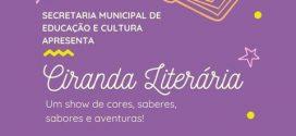 Taquaruçu do Sul realiza Ciranda Literária nessa sexta-feira